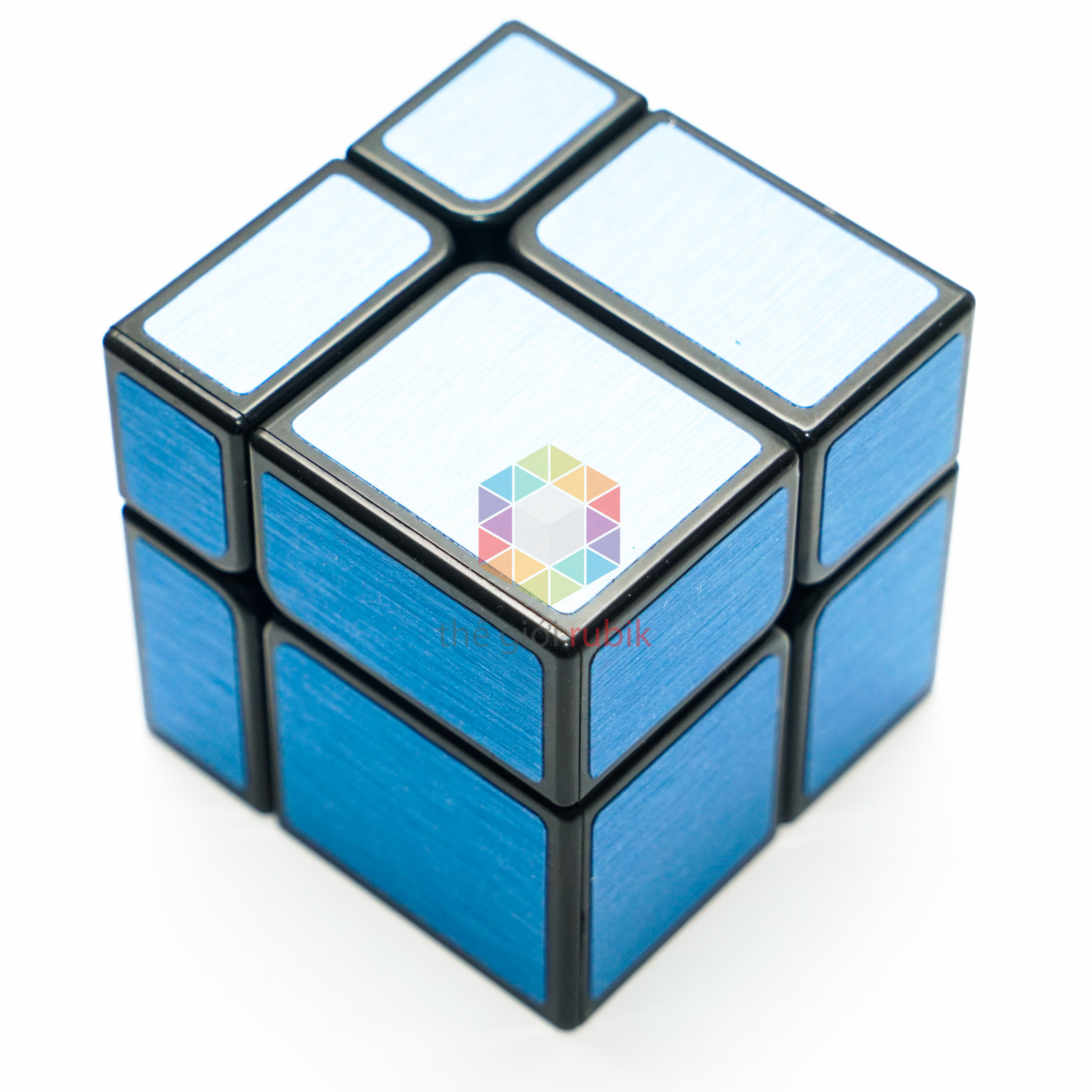 how to solve 2x2 mirror cube
