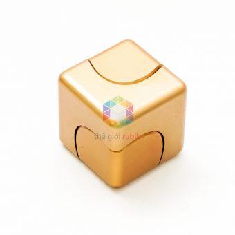 Metal Fidget Cube Spinner 1