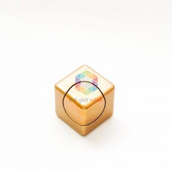 Metal Fidget Cube Spinner 2